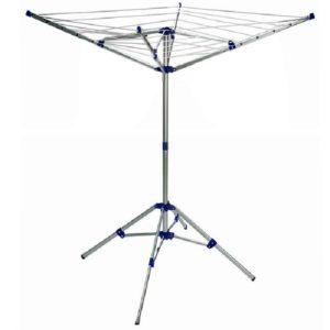 XXL Premium Séchoir parapluie de corde à linge linge Support Sèche-linge Alu Camping