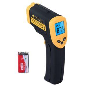 Qualifié d'outil incontournable dans la plupart des domaines, le thermomètre  infrarouge, encore appelé thermomètre sans contact connaît ses plus beaux  jours ...