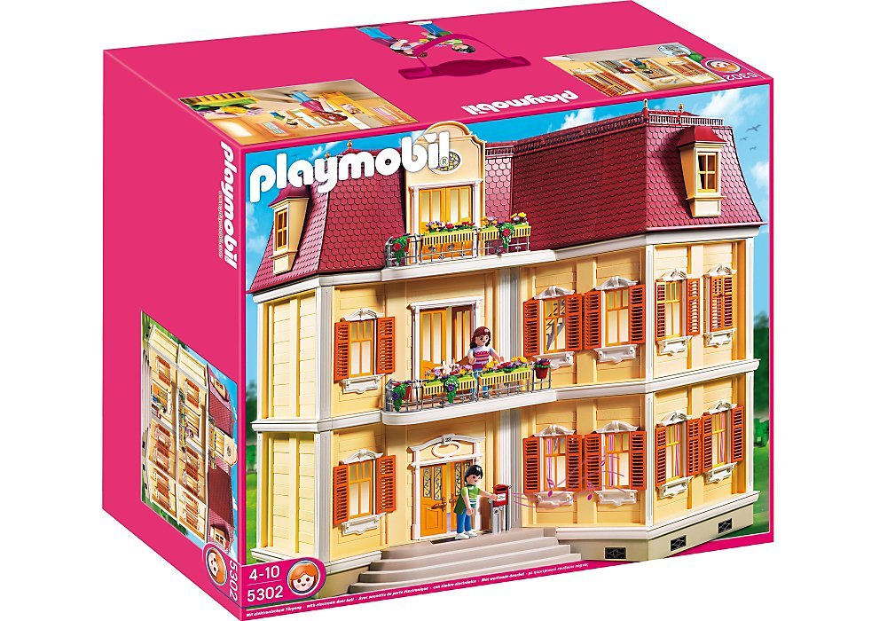 maison playmobil 5302 test et avis le meilleur avis. Black Bedroom Furniture Sets. Home Design Ideas
