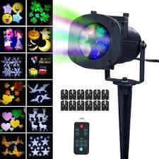 Mini projecteur laser exterieur