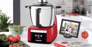 Comparatif des meilleurs robots cuisine de 2019 le Robot de cuisine magimix