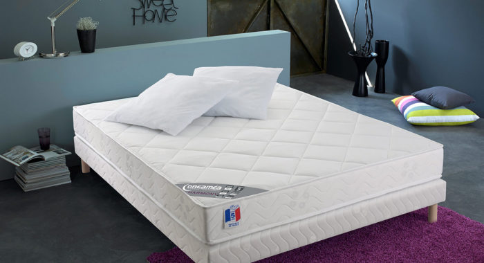 matelas bio medical atlantis matelas aquapur anti mal de dos x cm double poches with matelas. Black Bedroom Furniture Sets. Home Design Ideas